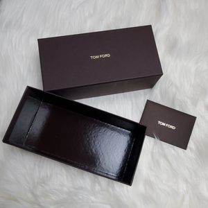 Authentic Empty Tom Ford Sunglass Box